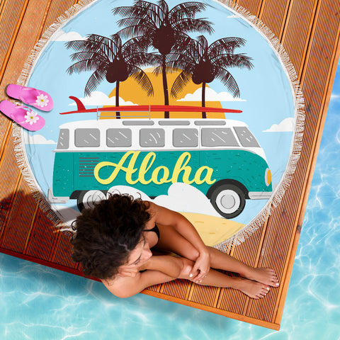 Image of Aloha Surf Bus
