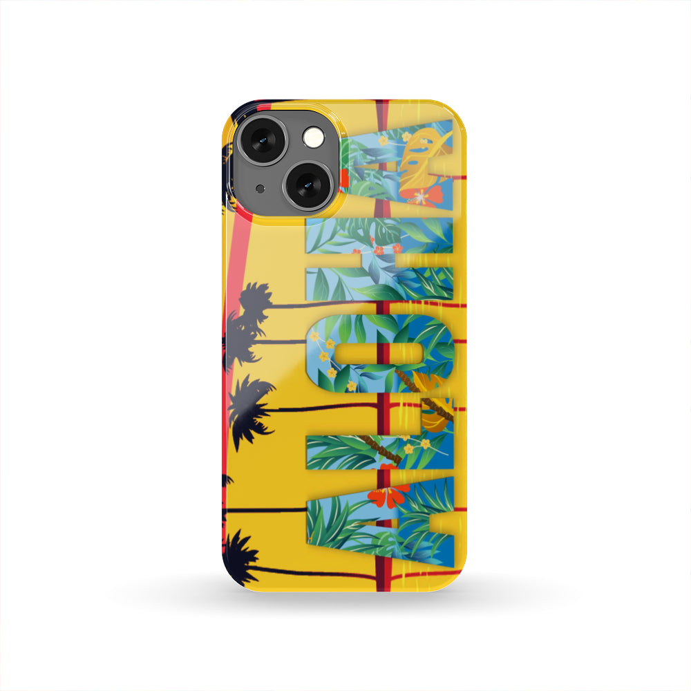 Aloha Sunset Phone Case