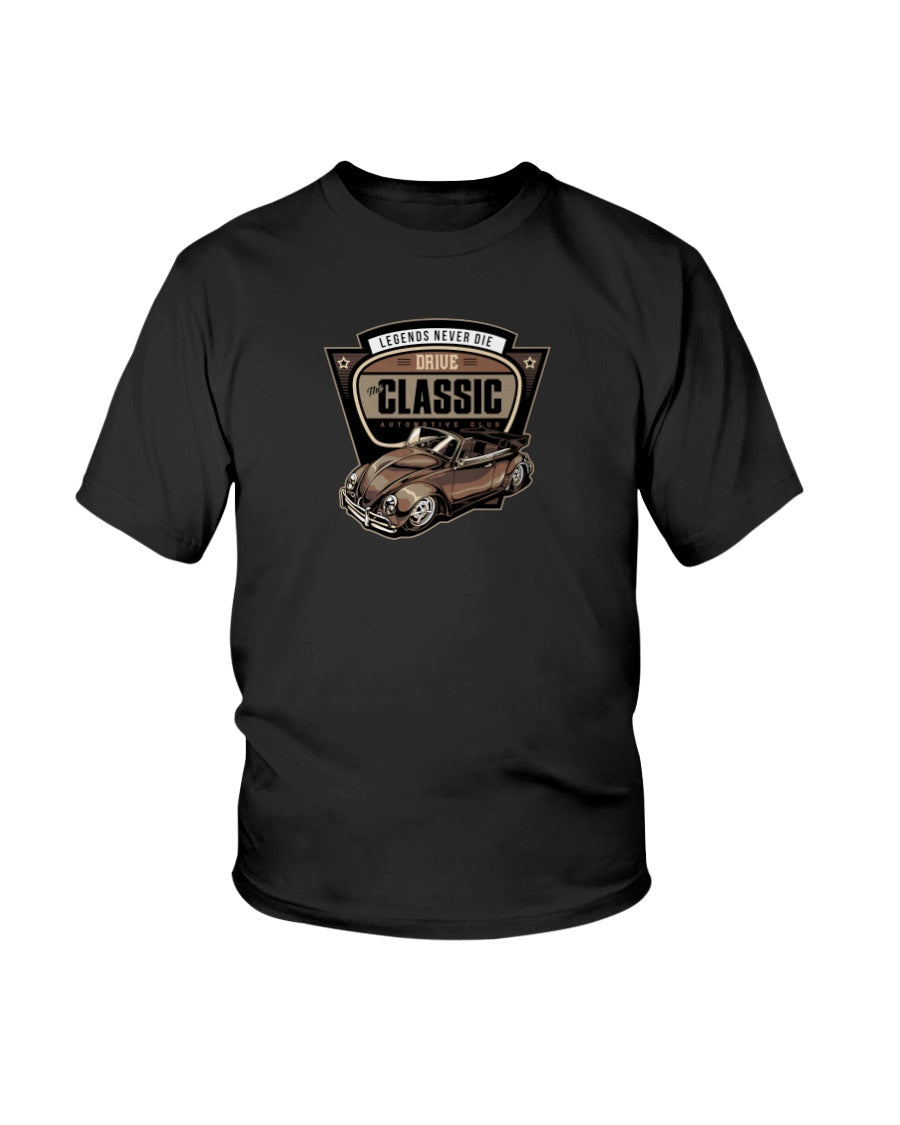 Drive The Classic Kids Tee