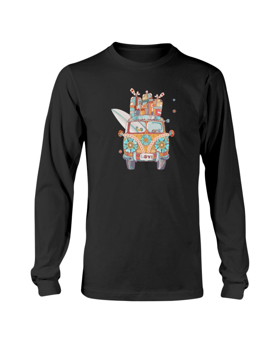 Love Bus Long Sleeve