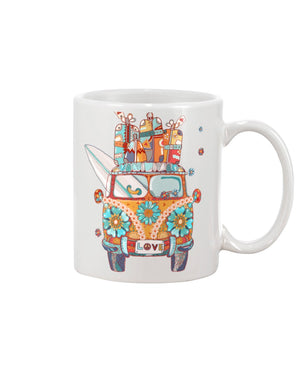 Love Bus 15oz Mug