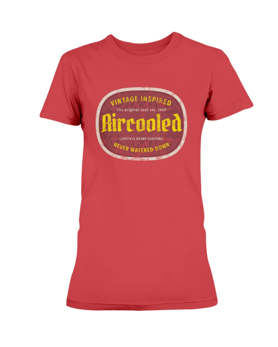 Aircooled, Never Watered Down Tee