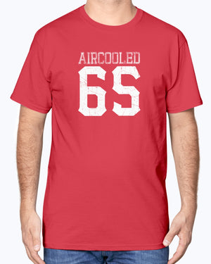 Aircooled 65 - Fruit of the Loom Cotton T