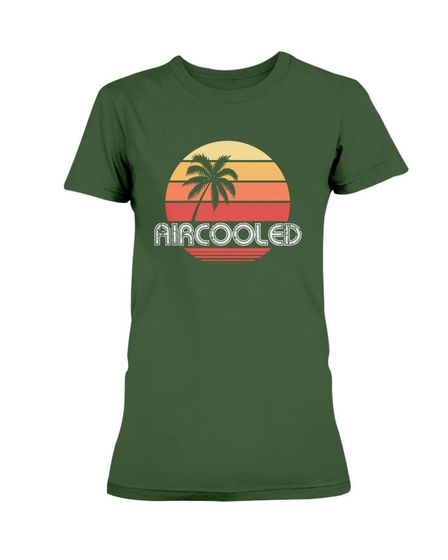 Aircooled Sunset V2 Tee