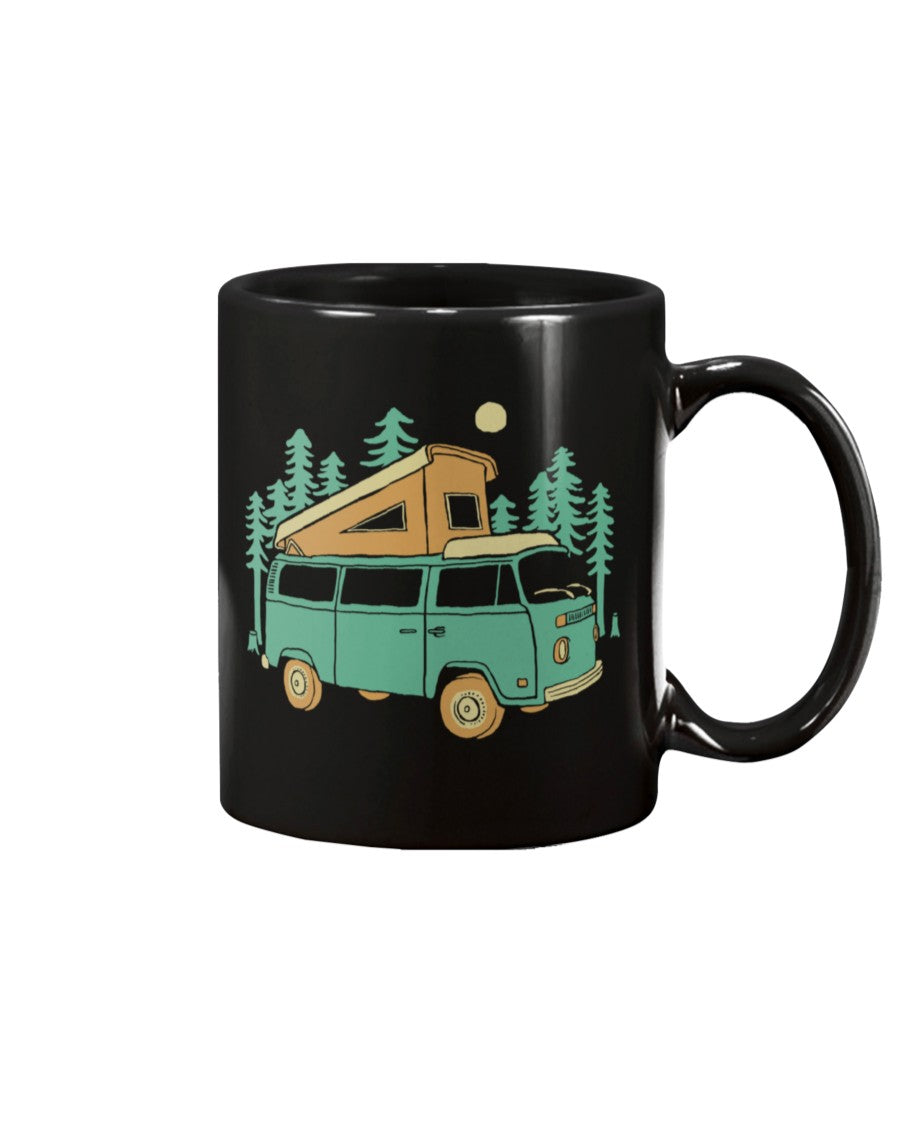 Forest Camper 15oz Mug