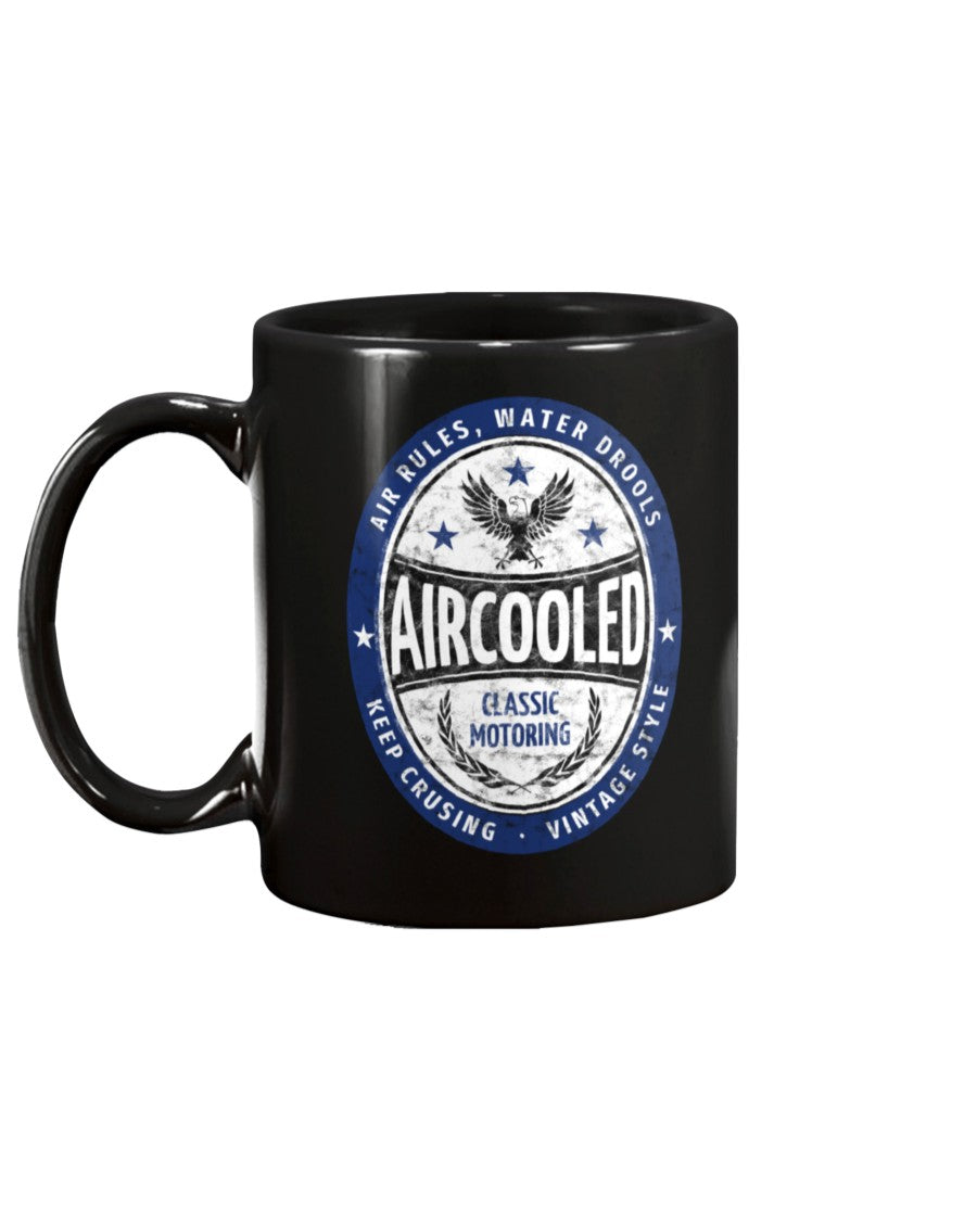 Air Rules, Water Drools 15oz Mug