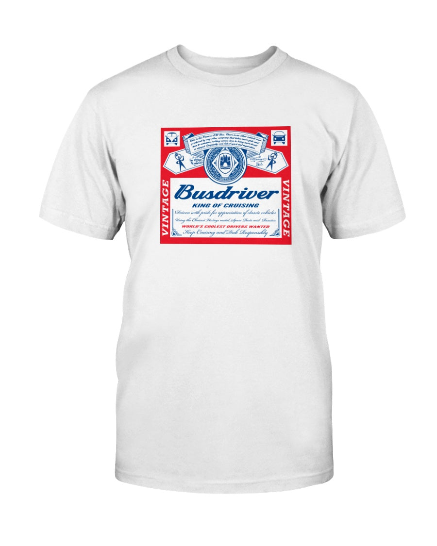 Busdriver King of Cruising Tee