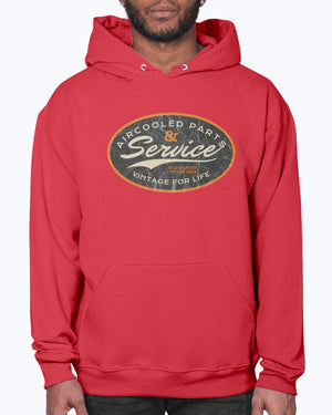 Aircooled Parts & Service Hoodie