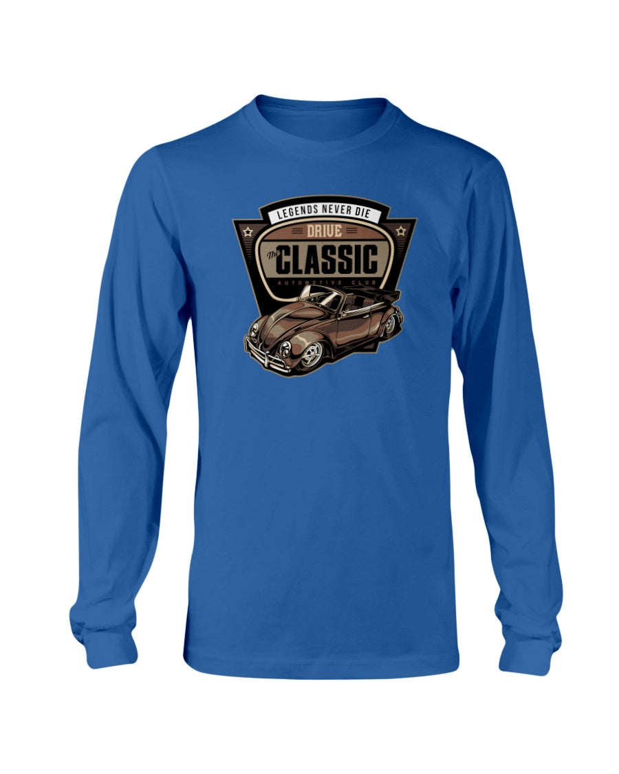 Drive The Classic Long Sleeve