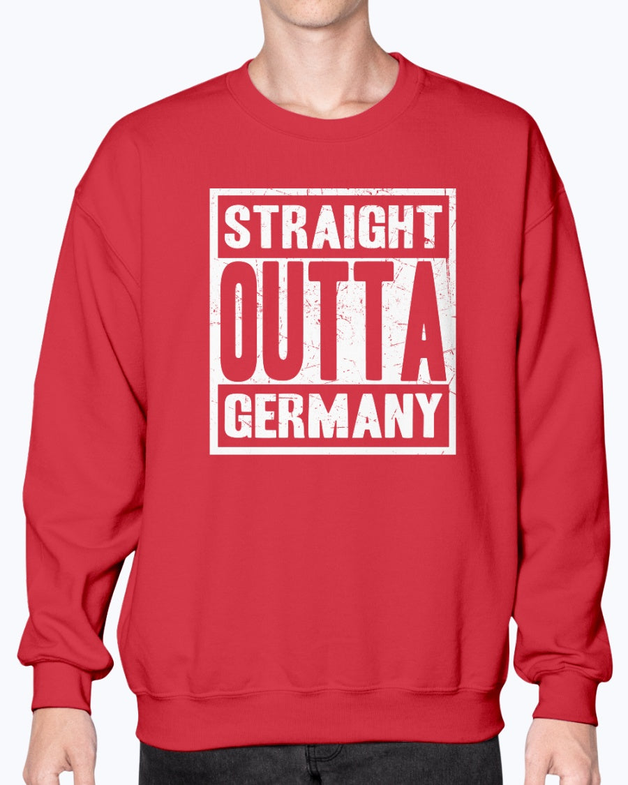 Straight Outta Germany - Crew Sweater