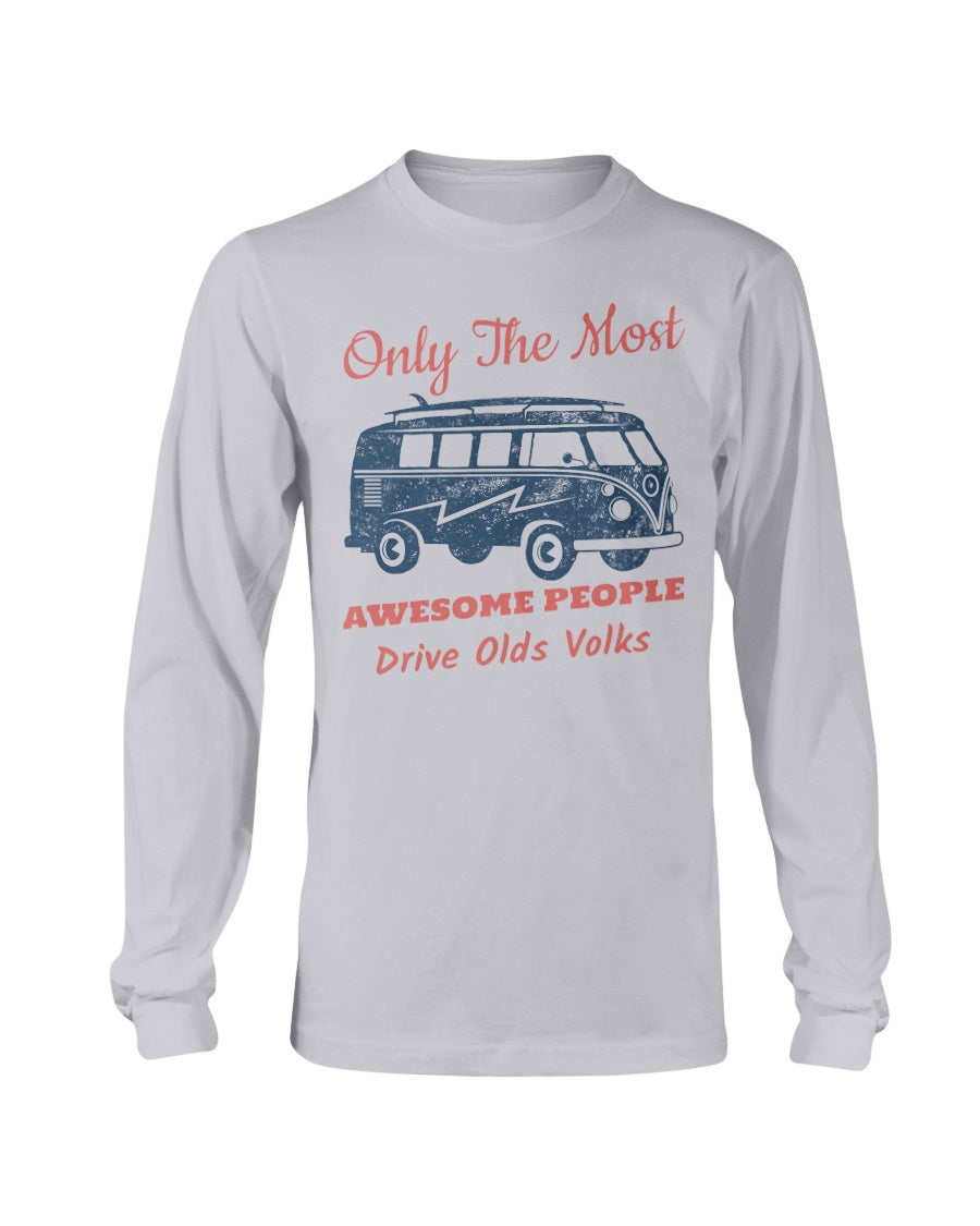 Awesome Volks People Long Sleeve