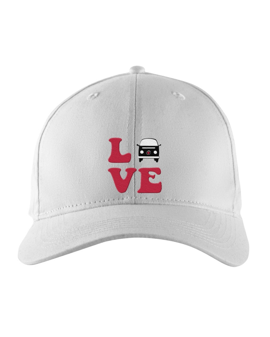 Love Bay Bus Snapback Trucker Cap