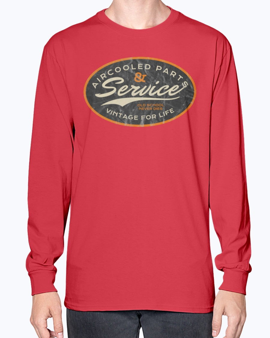 Aircooled Parts & Service Long Sleeve