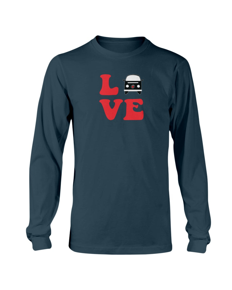 Bay Bus Love Long Sleeve