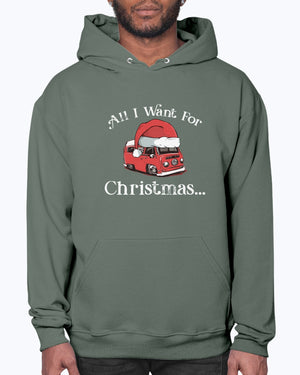 All I Want For Christmas Bay - Hoodie