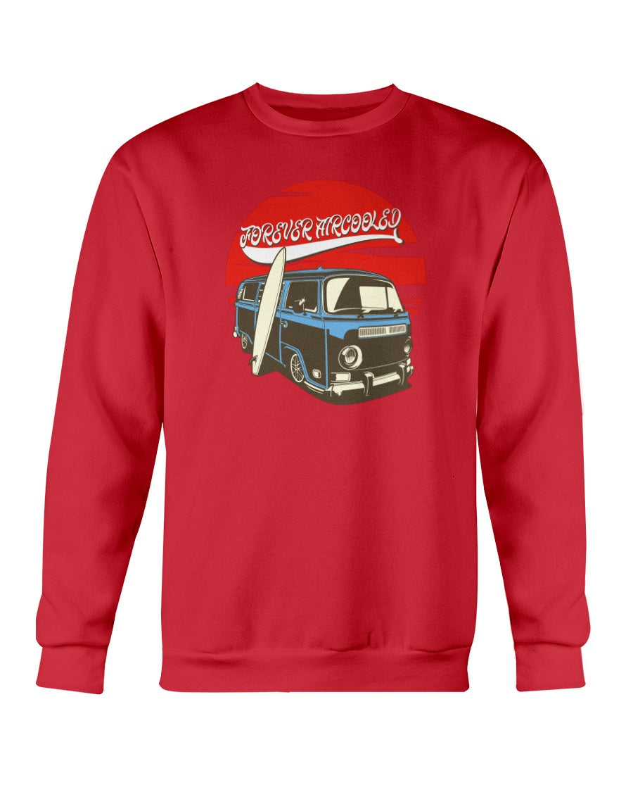 Forever Aircooled Crew Sweater