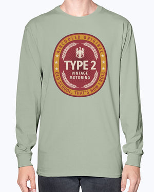 Aircooled Original Type 2 - Long Sleeve