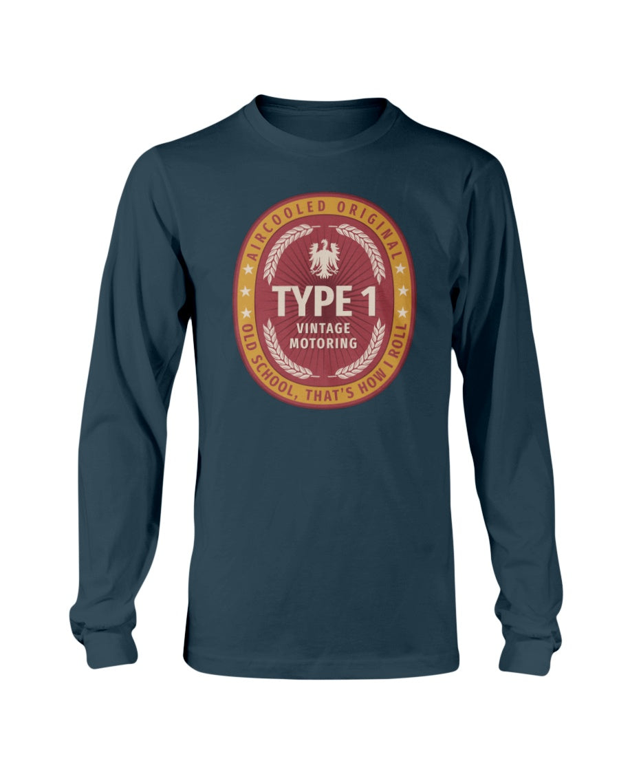 Type 1 Aircooled Long Sleeve