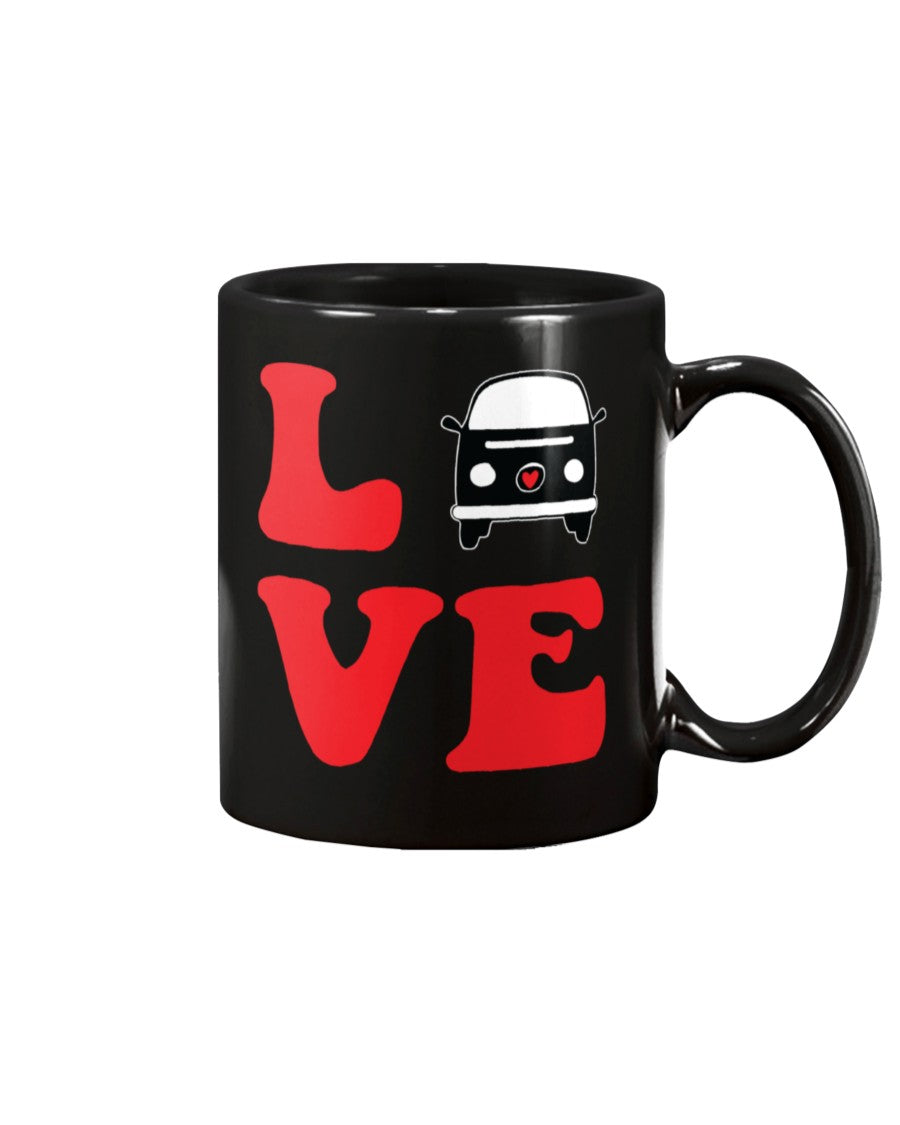 Bay Bus Love 15oz Mug