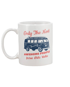 Awesome Volks People 15oz Mug