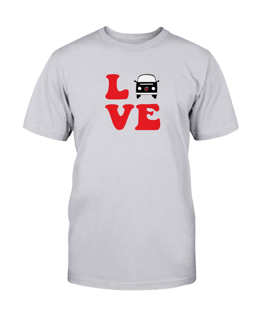 Bay Bus Love Tee