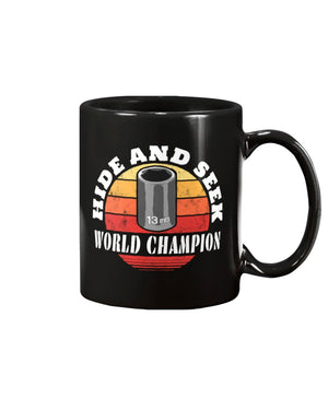 13mm Hide & Seek Champ 15oz Mug