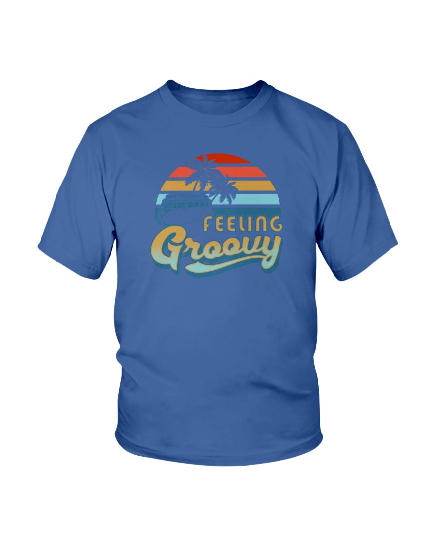 Feelin' Groovy Kids Tee