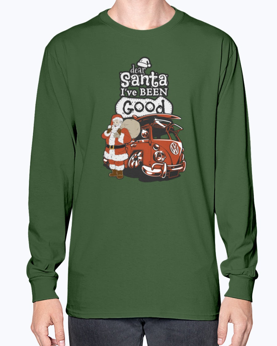 Dear Santa - Long Sleeve