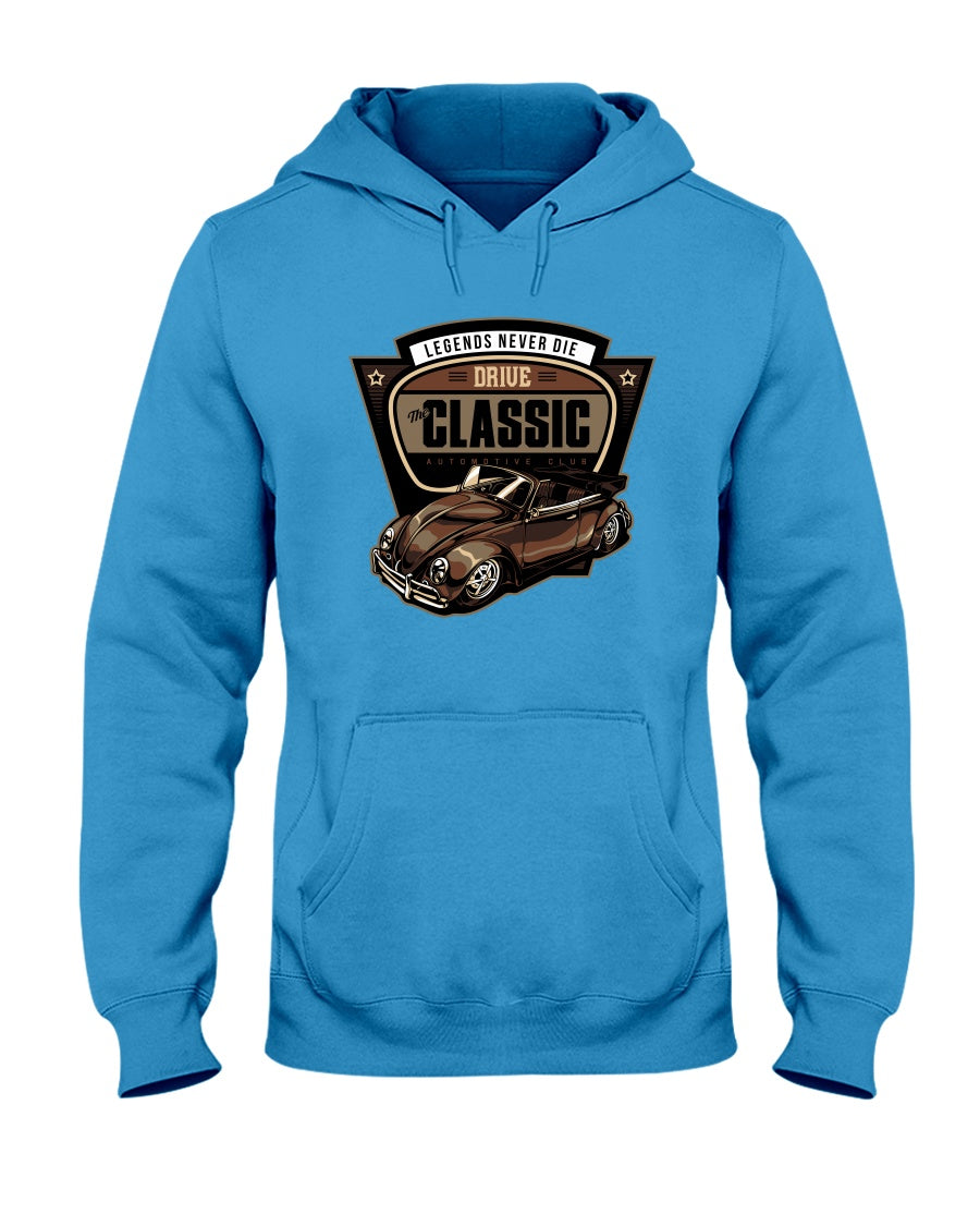 Drive The Classic Hoodie