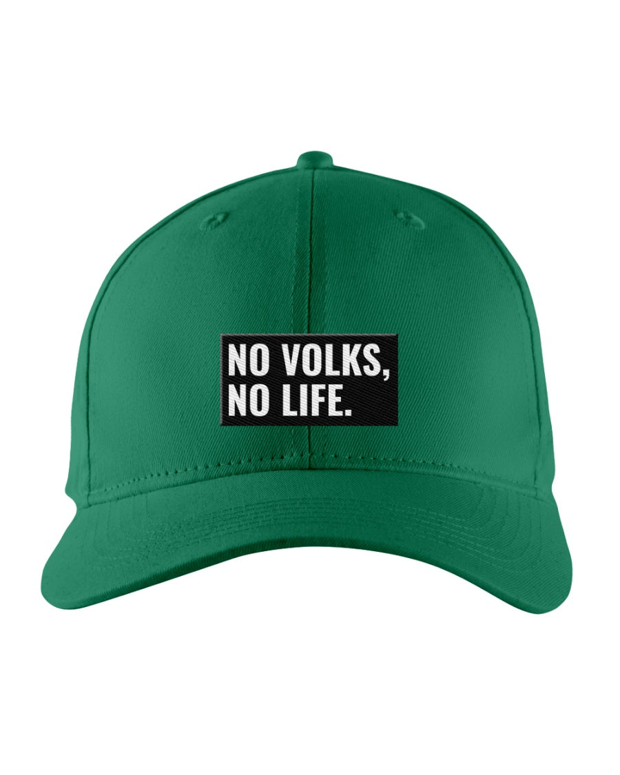 No Volks, No Life Trucker Cap