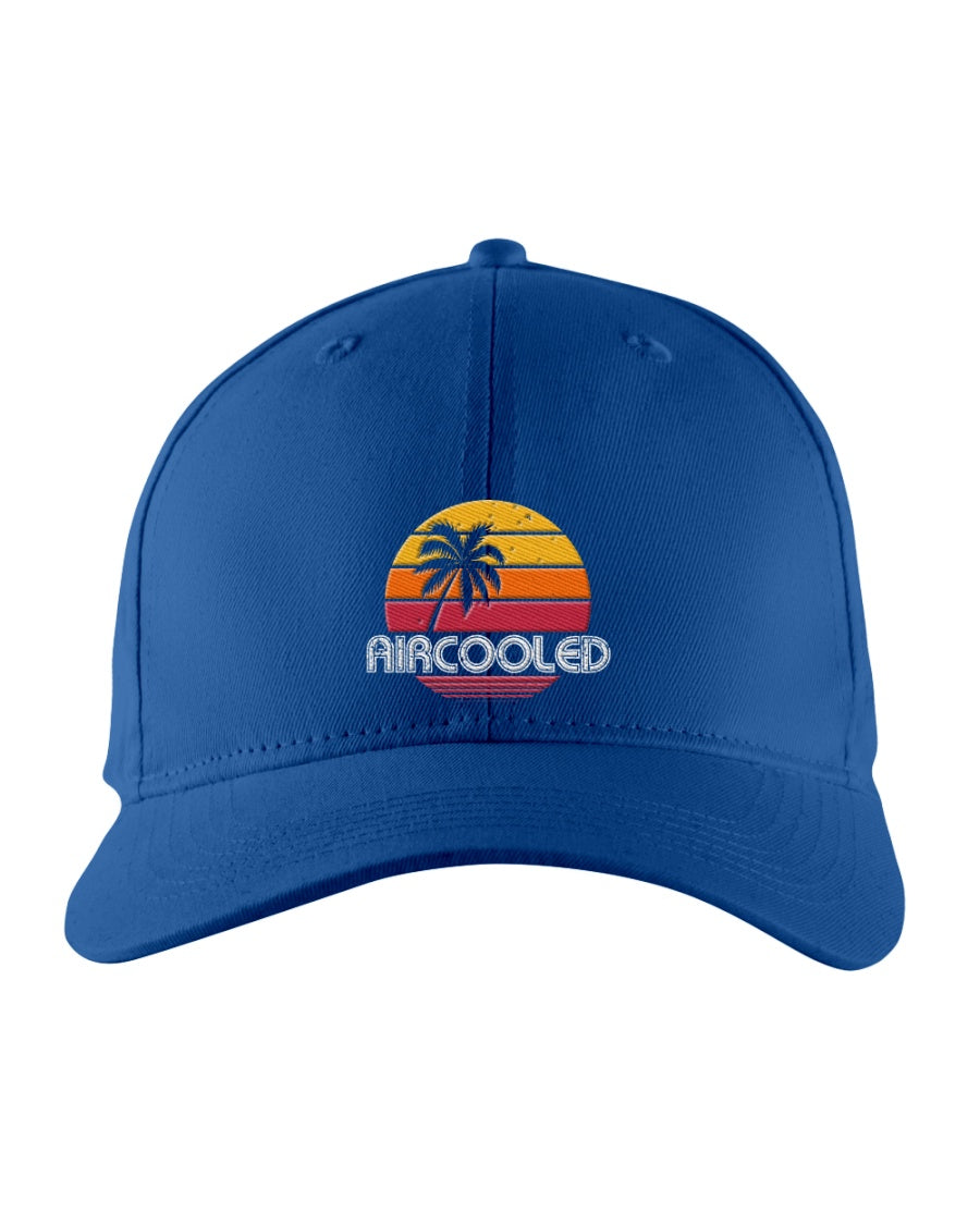 Aircooled Sunset Snapback Trucker Cap