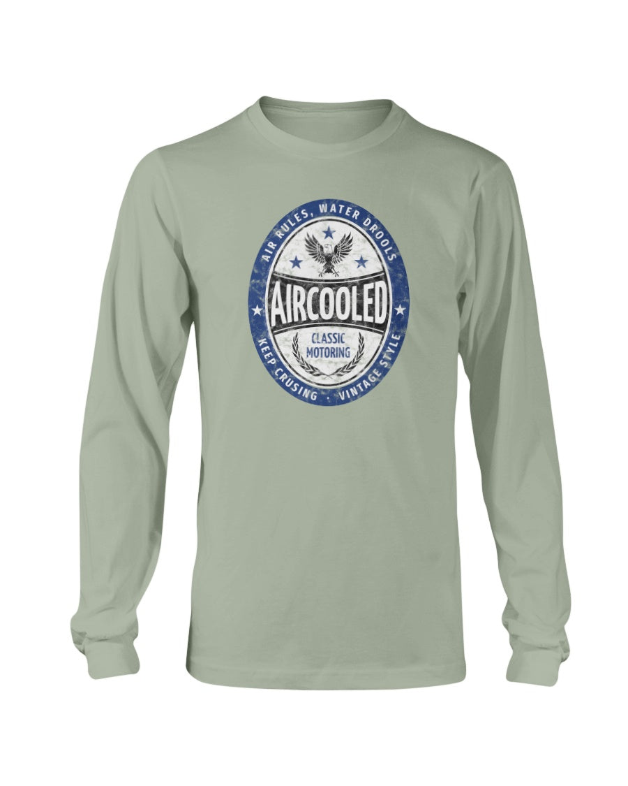 Aircooled Classic Motoring Long Sleeve