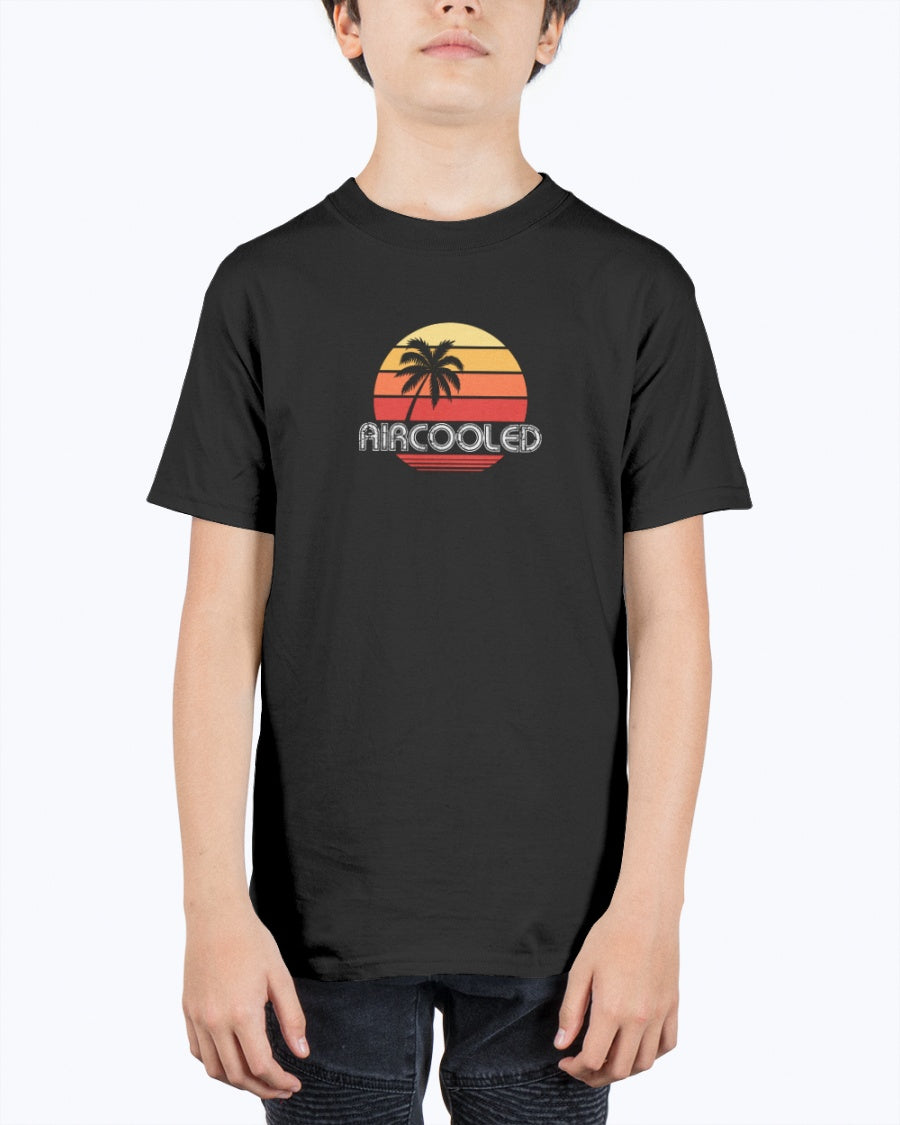 Aircooled Sunset - Kids Tee