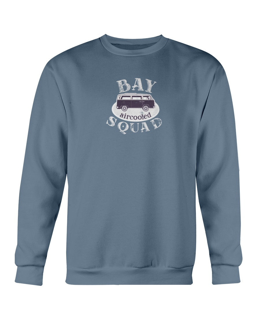 Bay Squad Crew Sweater
