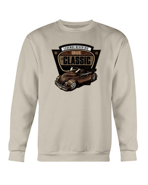Drive The Classic Crew Sweater