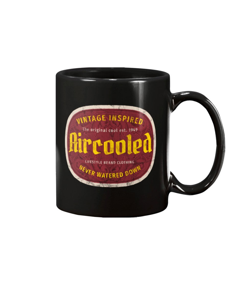 Aircooled, Never Watered Down 15oz Mug