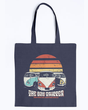 Day Tripper Canvas Tote Bag