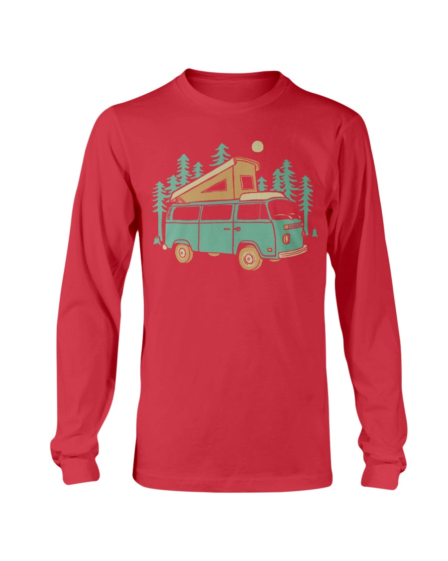 Forest Camper Long Sleeve