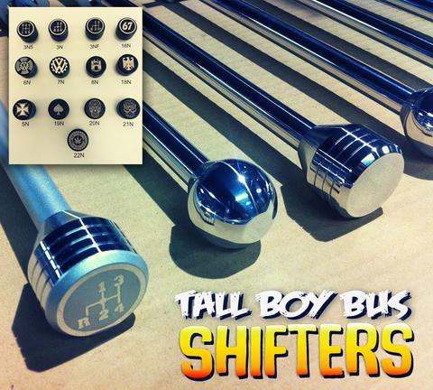 Tall Boy Bus Shifters