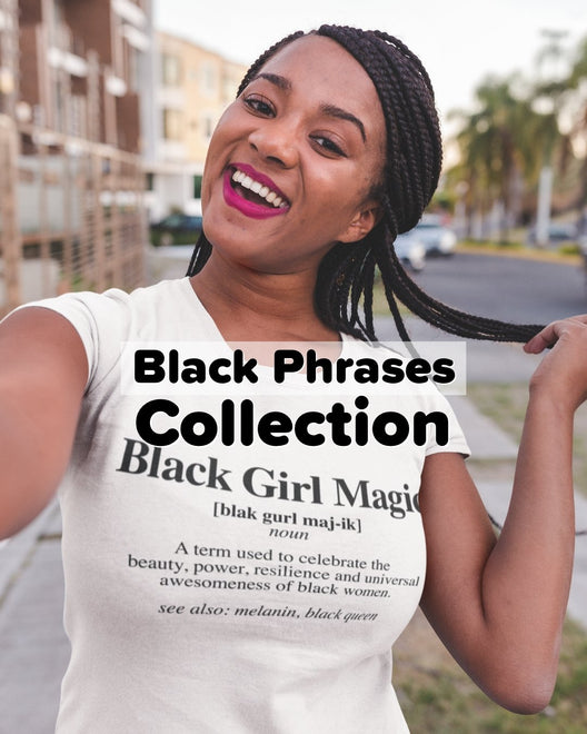 Black Phrases Collection
