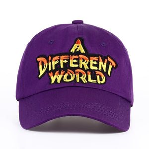 A Different World Dad Hat - Always Poppin Shop