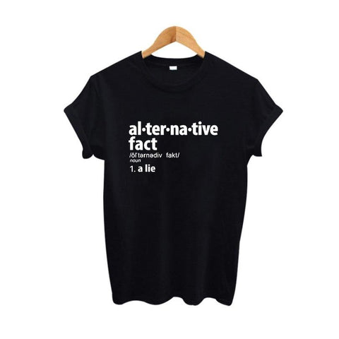 Alternative Fact Tee - Always Poppin Shop