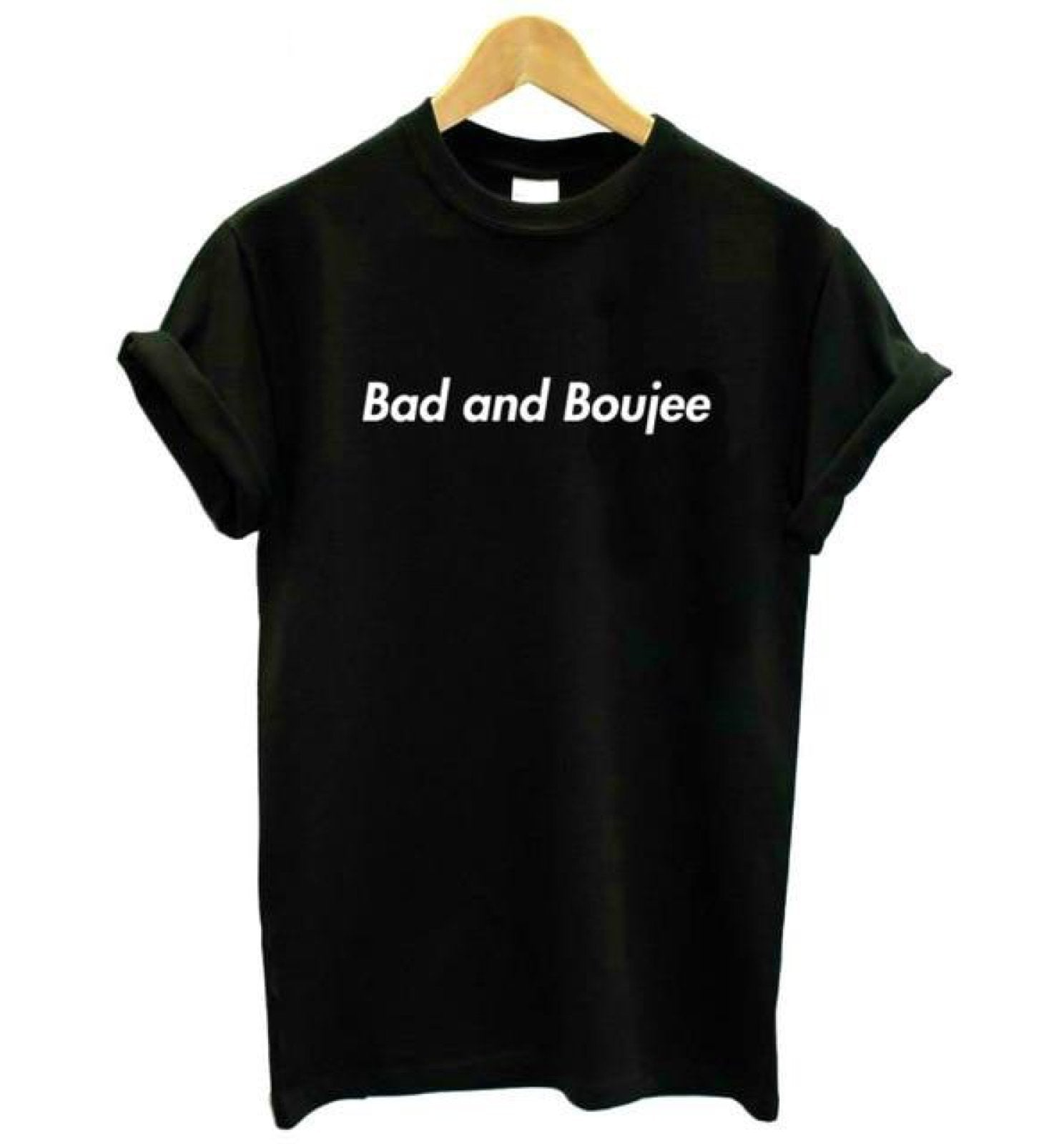 Bad and Boujee Tee - Always Poppin Shop
