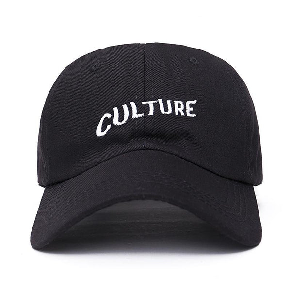 Culture Dad Hat - Always Poppin Shop