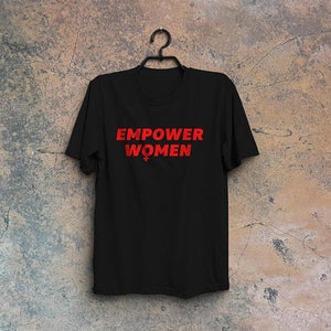 Empower Women Tee - Always Poppin Shop