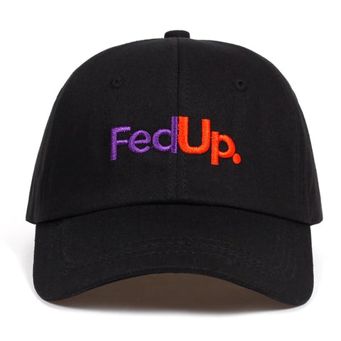 Fed UP Dad Hat - Always Poppin Shop