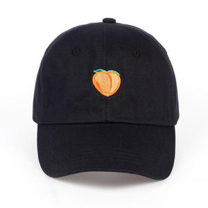 Georgia Peach Dad Hat - Always Poppin Shop