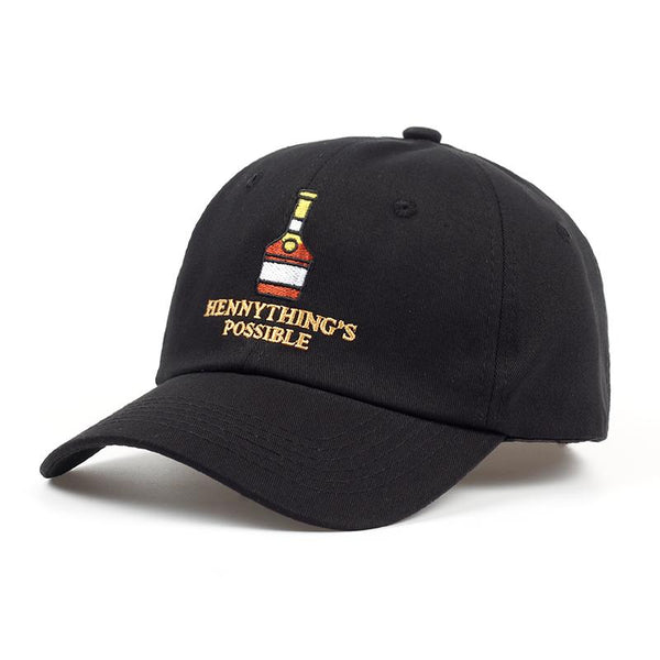 Hennything's Possible Dad Hat - Always Poppin Shop