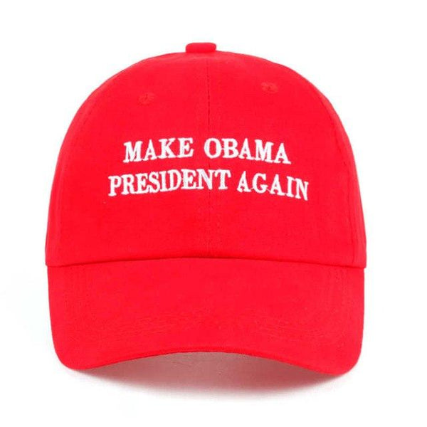 Make Obama President Again Dad Hat - Always Poppin Shop