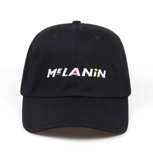 MELANiN Dad Hat - Always Poppin Shop